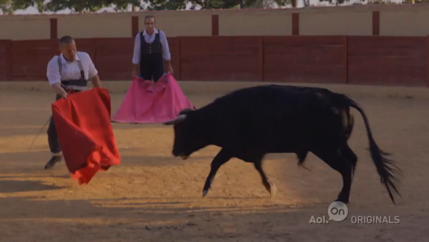 The Sartorialist: Bullfighter