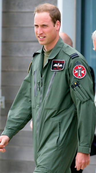 Prince William announces he is officially leaving the military