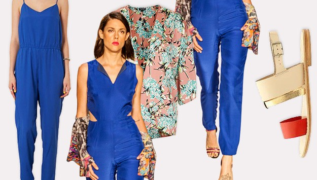 Get the look: wear a jumpsuit the right way