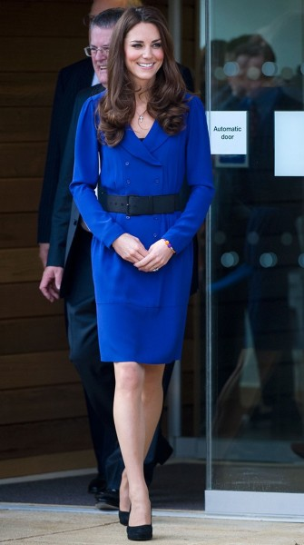 Yes, Kate Middleton is a bargain hunter -- and you should be too