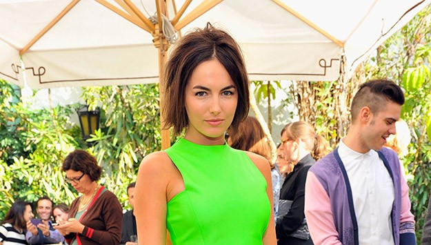Who wore what this weekend: Camilla Belle, Olivia Palermo, and more