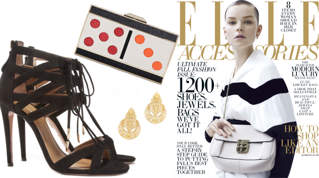 ELLE Accessories Director shares her picks for fall