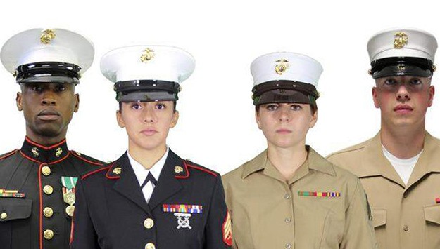 Out with the old, in with the new? Controversy over Marine hats