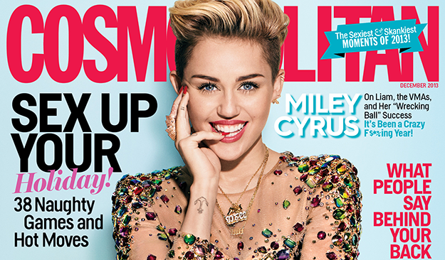 Miley Cyrus: 'Society wants to shut me down.'