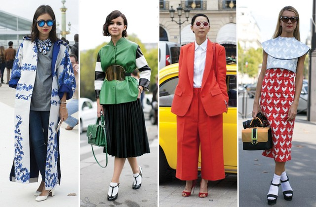 The 25 best street style snaps from Paris Fashion Week