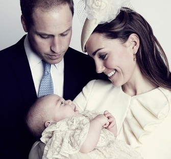 Top 9 at 9: Prince George's latest portrait is too cute for words, Edith Head's birthday and more