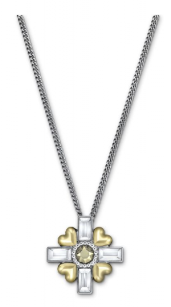 GIVEAWAY: A stunning Swarovski pendant necklace from the new