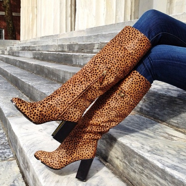 10 of the most lust-worthy fall shoes on Instagram