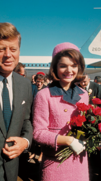 50 years later, where is Jackie Kennedy's pink suit?