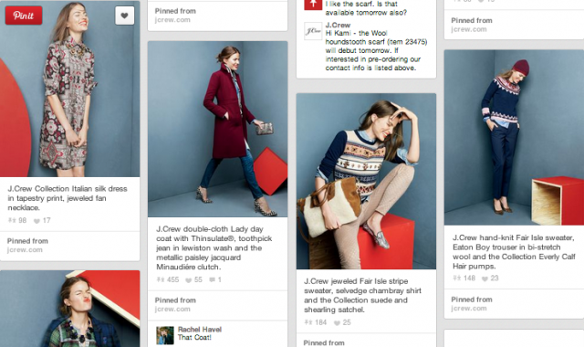 What's the value of a Pinterest pin? About 78 cents