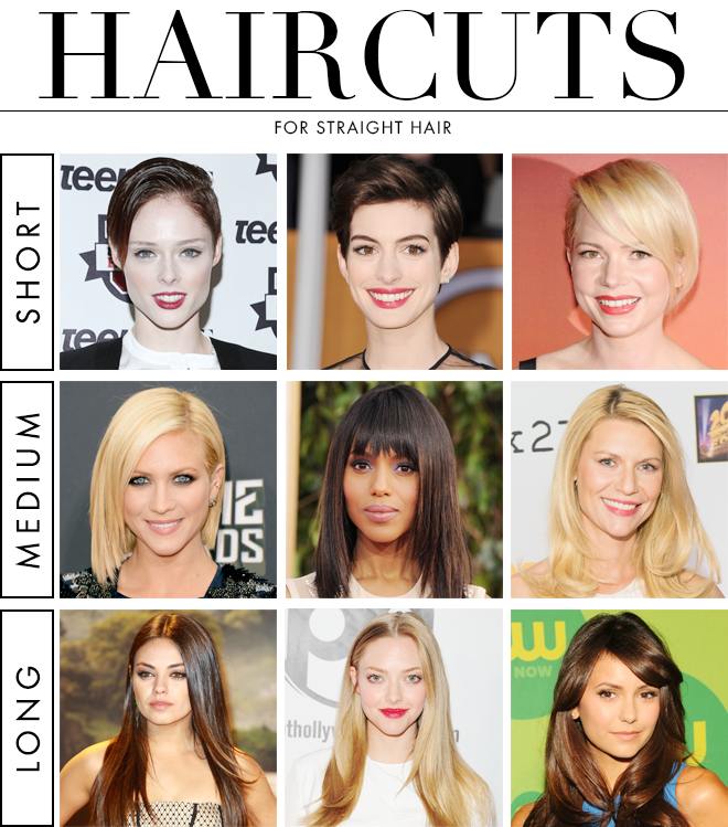 List Of Haircuts : List Of Names Of Hairstyles hairstylegalleries.com