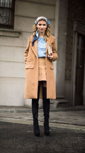 How to wear thigh-high boots: 5 tips for looking totally chic, not totally cheap