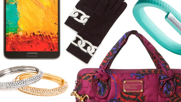 Holiday gift guide 2013: Trendsetting accessories for the girl who loves gadgets