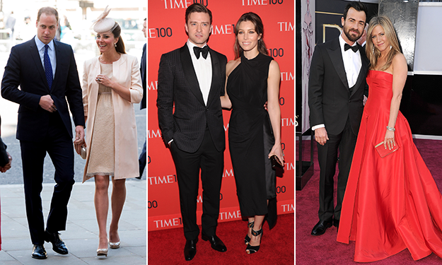 The most stylish celebrity couples