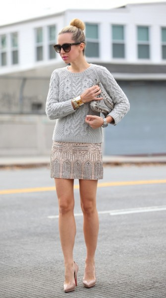 5 street style looks perfect for your next holiday party