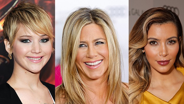 2013 wrap-up: celebrity hair transformations