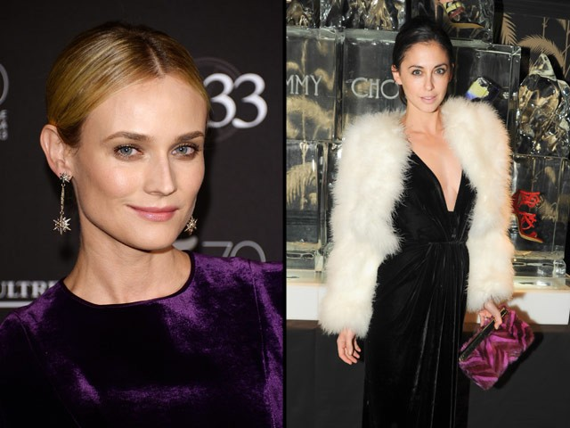 Holiday party style dos and don'ts, inspired by our favorite celebs