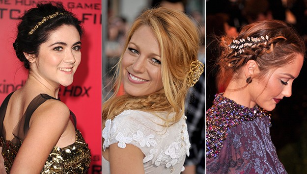 The prettiest hair ideas for New Year's Eve