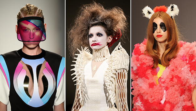 2013 wrap-up: Outrageous runway looks