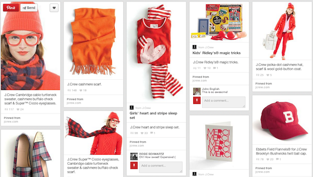 Pinterest-driven revenue TRIPLED on Cyber Monday