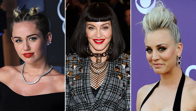 2013 wrap-up: Worst celebrity hair