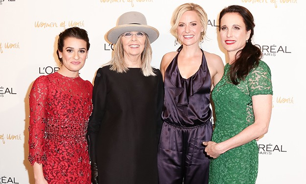Because you're worth it: the eighth annual L'Oreal Paris Women of Worth celebration