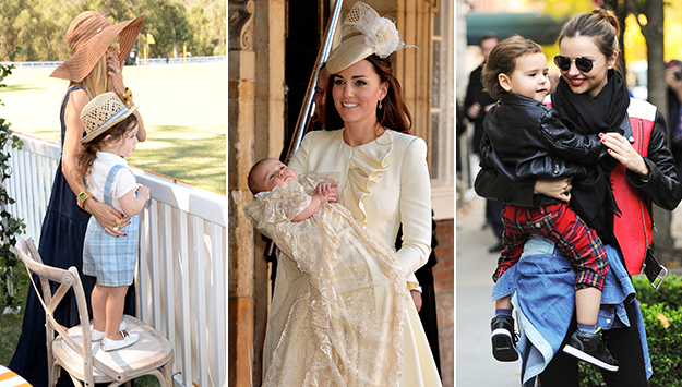 2013 wrap-up: Best dressed celebrity kids
