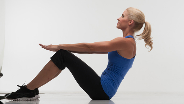 5-minute total body workout
