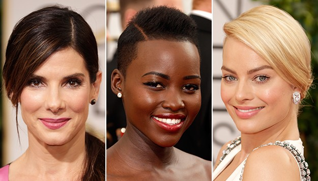 The Best Beauty Looks at the 2014 Golden Globes