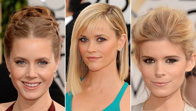 The best hair looks at the 2014 Golden Globes