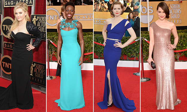 Best and Worst dressed at the SAG Awards
