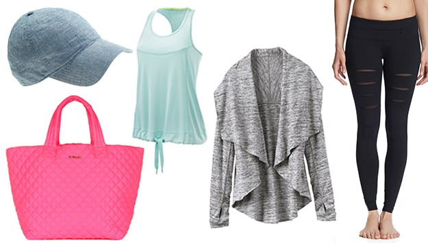 The trend report: Workout gear you'll actually want to wear