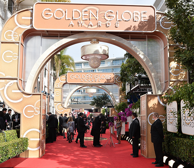 Golden Globes LIVE blog: Red carpet arrivals and more