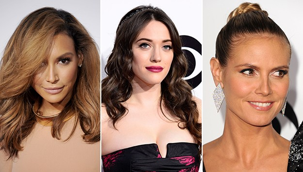 The best hair looks from the 2014 People's Choice Awards