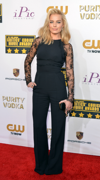 Best dressed at the 2014 Critics' Choice Awards
