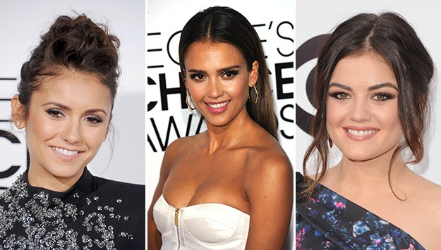 People's Choice Awards beauty: The best looks from last night