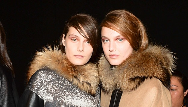 Three's a trend: The NYFW hair look we'll all be wearing come fall