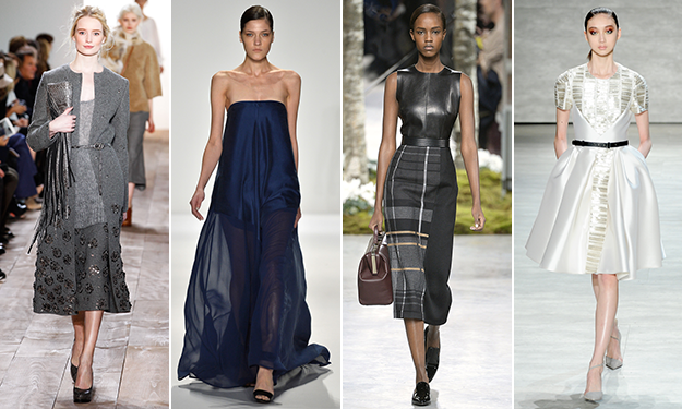Runway cheat sheet: The best looks from NYFW Day 7