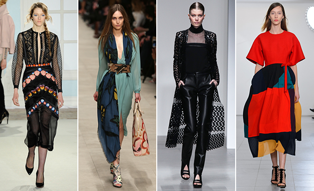 Best of London Fashion Week: Our favorite looks from across the pond