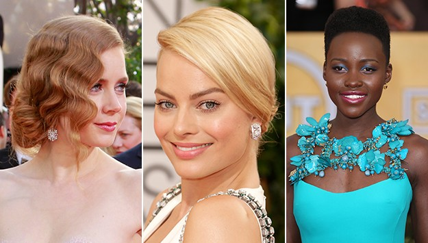 What will Amy Adams, Margot Robbie, and Lupita Nyong'o wear to the Oscars?