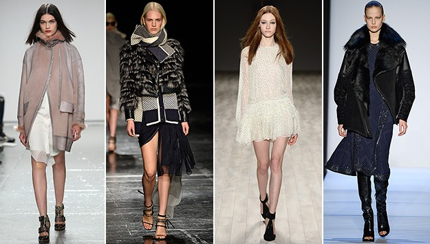 Runway cheat sheet: The best looks from NYFW Day 3