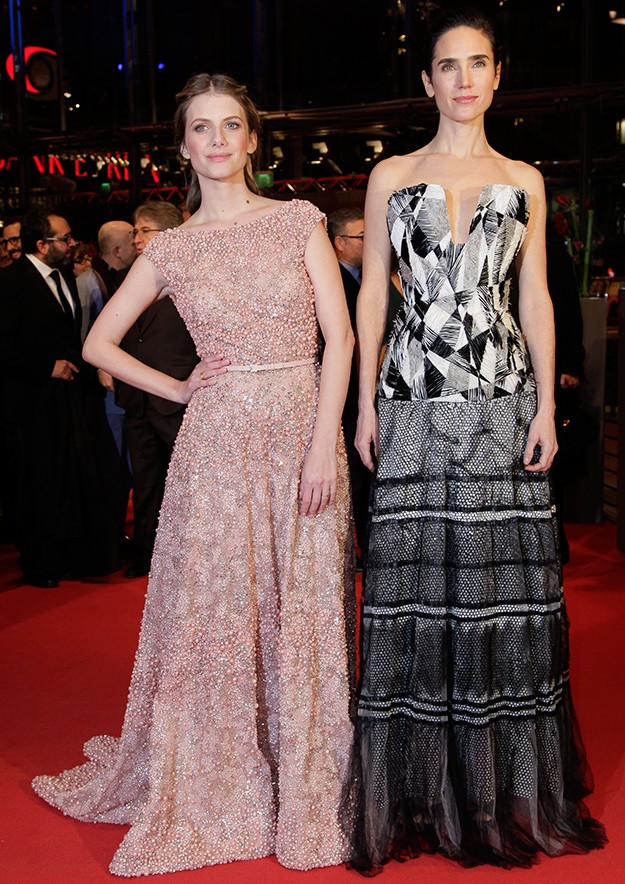 Melanie Laurent and Jennifer Connelly