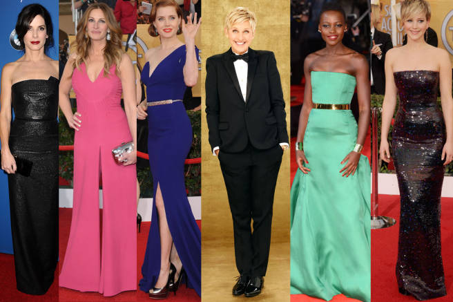 We styled this year's Oscar nominees