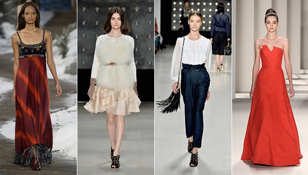 Runway cheat sheet: The best looks from NYFW Day 5