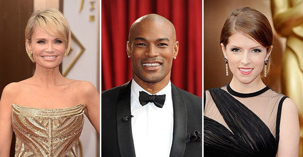 The best red carpet #SmileStyle at the 2014 Academy Awards