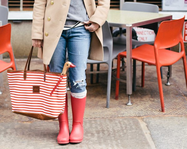 Get ready for spring showers with cute rain boots