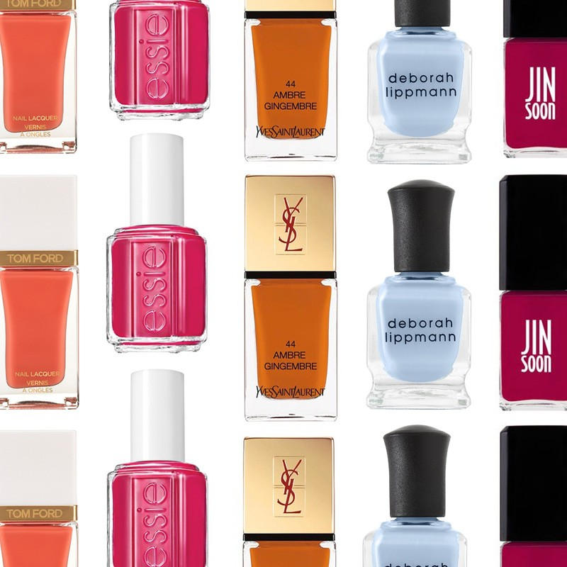 Th top 5 spring 2014 nail polish trends
