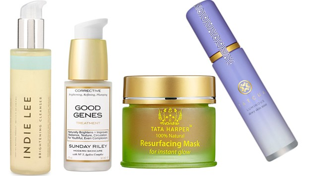 The 5 products you need for glowing skin