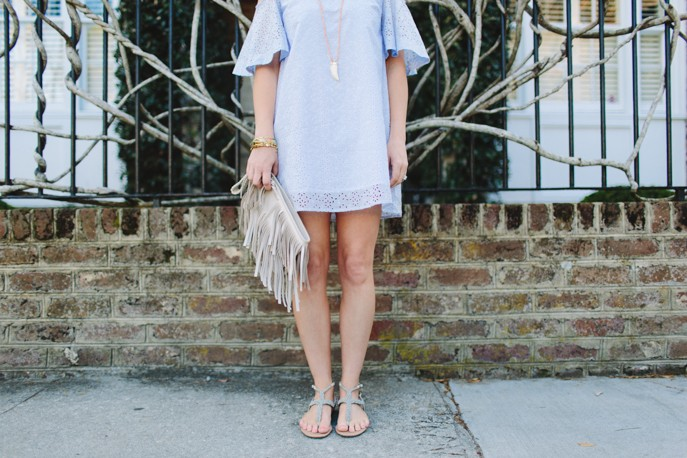 The trend report: On the fringe