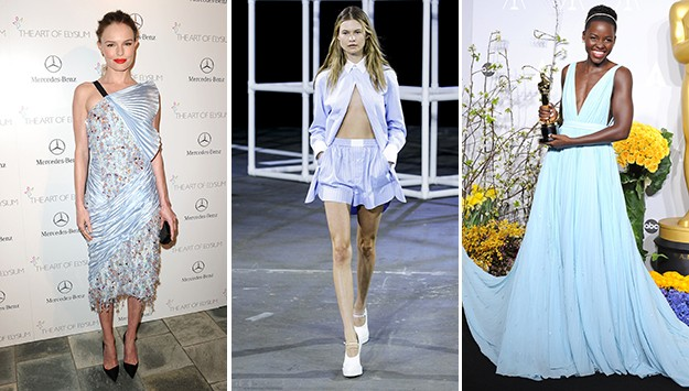 The trend report: Powder blue